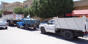 ارسال مواد غذایی به مناطق جنوب سیستان و بلوچستان