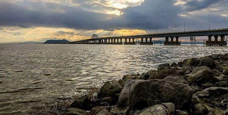 رودخانههای دائمی حوضه آبریز دریاچه ارومیه پایش میشود