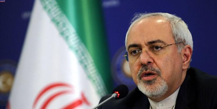 واکنش ظریف به ادعاهای آمریکا در خصوص برنامه موشکی ایران