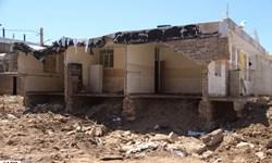 خسارت سیل به 2100 واحد مسکونی در فارس