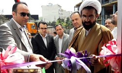 فیلم| افتتاح 60 میلیارد ریال پروژه در بومهن