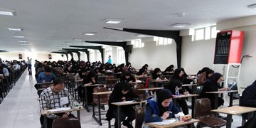 چهاردهمین آزمون زبان انگلیسی عمومی (UTET) در دانشگاه تبریز برگزار شد/ داوطلب 88 ساله ملایری مسنترین شرکتکننده