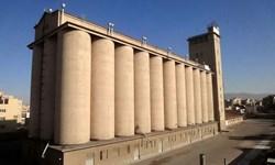 ۸۴۰ هزار تن ظرفیت ذخیرهسازی گندم در کردستان وجود دارد