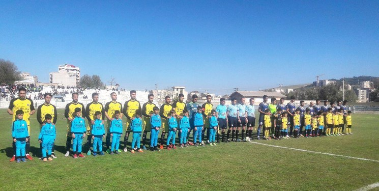 هفته پایانی لیگ یک؛ پیروزی ملوان در دیداری تشریفاتی