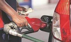 حادثهای در پمپبنزین بادرود که به خیر گذشت+فیلم