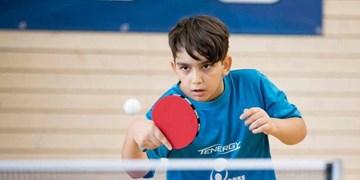 تنیس روی میز اپن جهانی نوجوانان و جوانان| پایان کار پینگ پنگ باز ایران با 2 مدال
