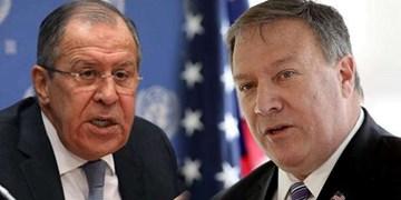 گفتوگوی تلفنی پامپئو و لاوروف درباره افغانستان