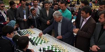 برتری استاد بزرگ شطرنج ایران در مسابقه سیمولتانه مراغه