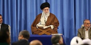 محفل قرآنی سالانه رهبر معظم انقلاب برگزار میشود