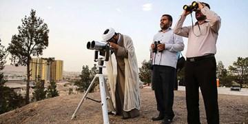 استقرار 2 گروه استهلال ماه رمضان در زنجان
