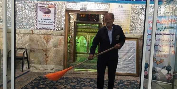 روایت «قبرکن» از همسایه داری شیخ صدوق