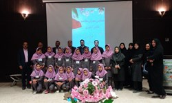 برگزاری همایش «سفیران سلامت دانشآموزی» در اقلید