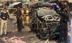 انفجار در لاهور پاکستان با 5 کشته و 19 زخمی
