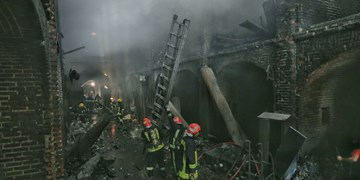 علت اصلی آتشسوزی بازار تاریخی تبریز اعلام شد