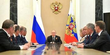 جلسه پوتین با اعضای شورای امنیت روسیه درباره برجام
