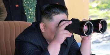 پیونگیانگ: رهبر کرهشمالی بر عملیات شلیک موشک نظارت داشت