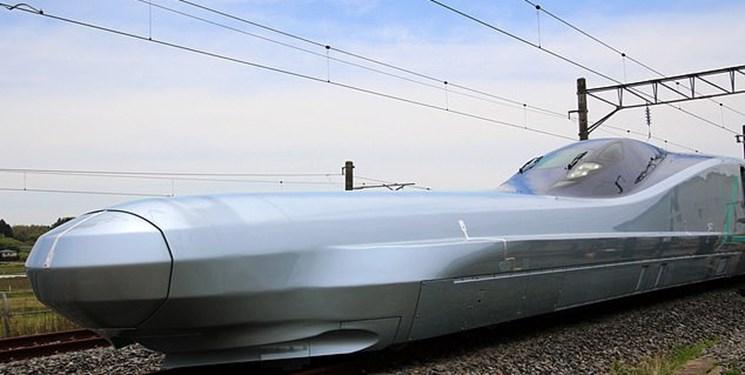 سریعترین قطار جهان 360 کیلومتر بر ساعت حرکت میکند+تصاویر