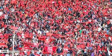 تجمع اعتراض آمیز هواداران تراکتور/ تاکید بر تقویت تیم و انتخاب سرمربی