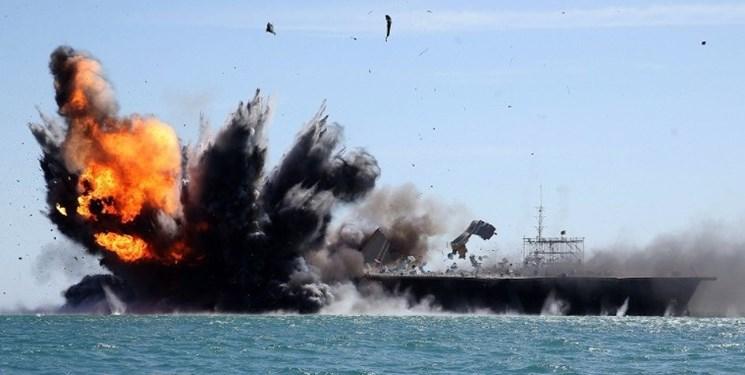 مرگ ۲۰ هزار آمریکایی در مانور جنگ با ایران!