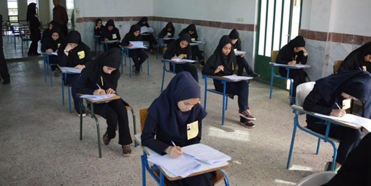 زور دانشآموزان به آموزش و پرورش نرسید/ امتحانات پایه نهم همچنان حضوری است