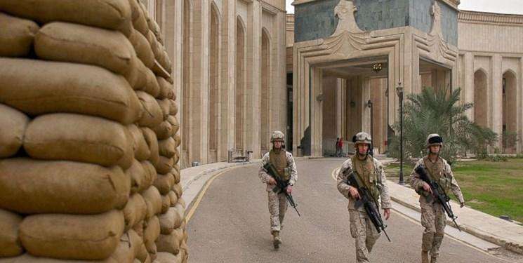 سفارت و پایگاههای آمریکا در عراق در حالت آمادهباش قرار گرفتند