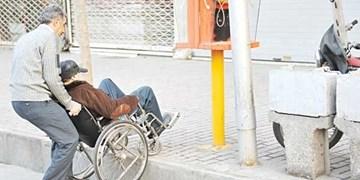 کارنامه ناموفق مناسبسازی معابر در گلستان/ 205هزار معلول و سالمند منتظر احقاق حقوق شهروندی