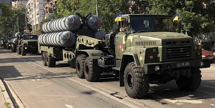 رؤیت سامانه  موشکی «اس-300» در یک منطقه نظامی آمریکا