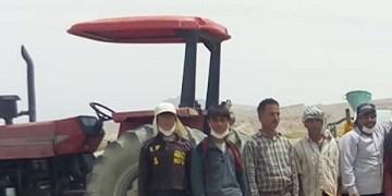 کشاورزان گرگان برای مشارکت در نهضت مبارزه با کرونا فراخوان شدند