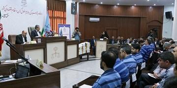 چهارمین جلسه علنی دادگاه «پدیده» در مشهد برگزار شد/ پخش کلیپ از سخنان یک متهم
