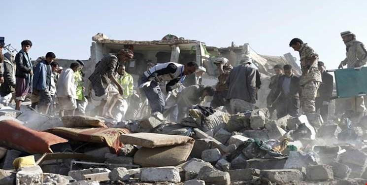 تعداد شهدای جنایت ائتلاف سعودی در یمن به 25 نفر رسید