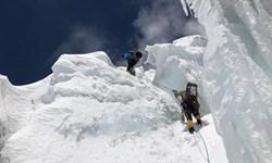 عملیات هوایی برای نجات کوهنورد مصدوم در منطقه علم کوه+فیلم