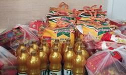 فیلم|توزیع 1000 بسته معیشتی توسط بسیج دانشجویی استان زنجان