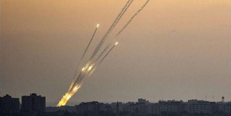 شنیده شدن صدای آژیر در شهرکهای صهیونیستنشین اطراف غزه