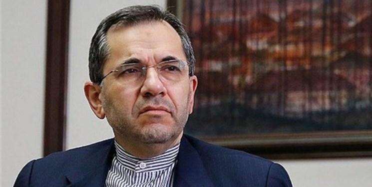 تختروانچی: تحریمهای آمریکا علیه ایران، به اقدام جهانی در مقابله با ویروس کرونا لطمه میزند