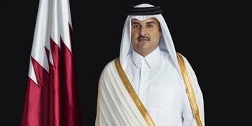 امیر قطر پیروزی آیتالله رئیسی در انتخابات ریاست جمهوری را تبریک گفت