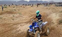 برگزاری مسابقات موتورسواری در فسا