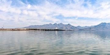 افزایش تبخیر دریاچه ارومیه/تراز آب در هفتههای اخیر ثابت است