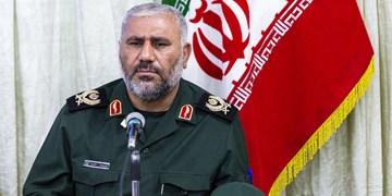 سپاه برای پایداری ایران سینه سپر میکند