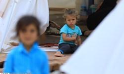 352 نفر همچنان در یک اردوگاه اسکان اضطراری ساکن هستند
