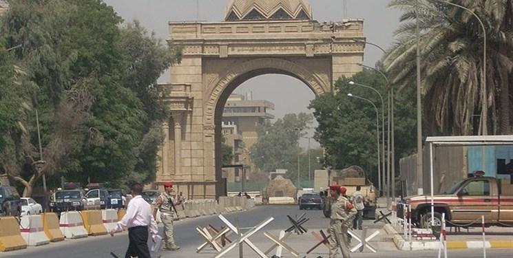 مفقود شدن سه فرانسوی در بغداد