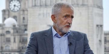 تهدید رهبر حزب کارگر انگلیس به عدم حمایت از لایحه جدید برگزیت