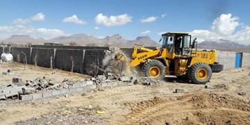 رفع تصرف از ۲۹ هکتار از اراضی ملی در توکهور هشتبندی