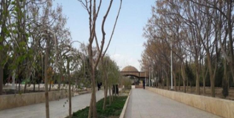 راه اندازی باغ جدید ایرانی در پایتخت