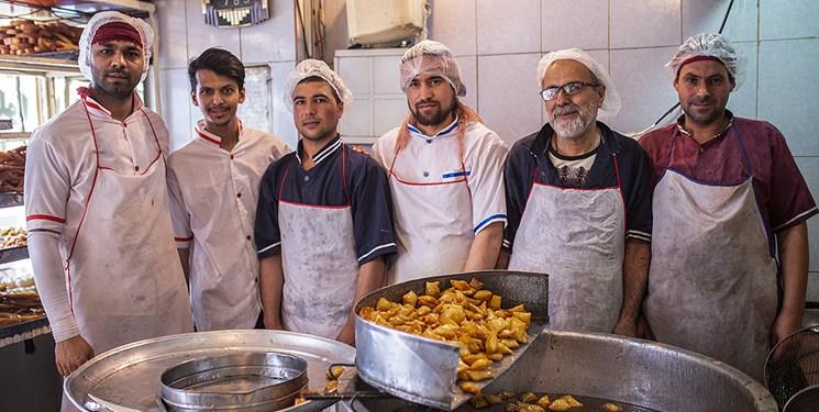 اولین بامیهپزی تهران اینجاست