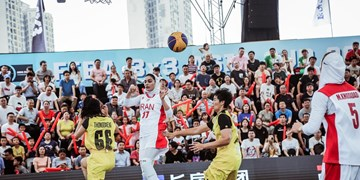 رنکینگ جهانی بسکتبال سه نفره تا سال آینده به روز نمیشود