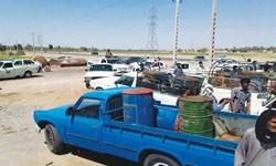 4 باند سازمان یافته قاچاق سوخت در سیستان و بلوچستان  متلاشی شد