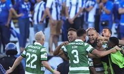 اسپورتینگ لیسبون با غلبه بر پورتو قهرمان جام حذفی پرتغال شد