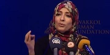 برنده صلح نوبل 2011: عربستان سعودی، مسئول تمام جنایات «ائتلاف» در یمن است