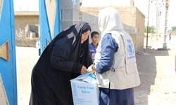 کمک 600 هزار دلاری برنامه جهانی غذا سازمان ملل به سیلزدههای خوزستانی