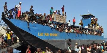 ۲۰۰ نفر بر اثر غرق شدن یک قایق در جمهوری دموکراتیک کنگو مفقود شدند